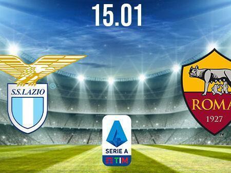 Lazio vs AS Roma Preview and Prediction: Serie A Match on 15.01.2021