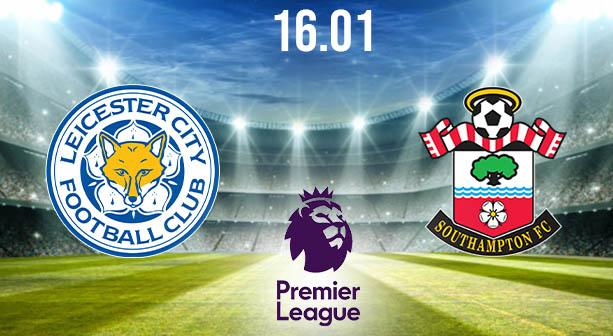 Leicester City vs Southampton Preview and Prediction: Premier League Match on 16.01.2021