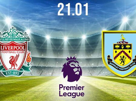 Liverpool vs Burnley Preview and Prediction: Premier League Match on 21.01.2021