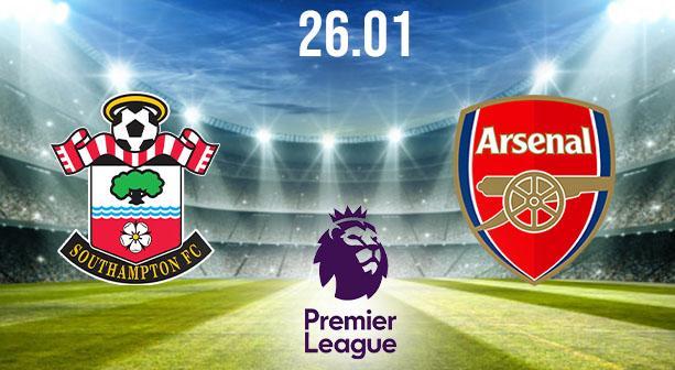 Southampton vs Arsenal Preview and Prediction: Premier League Match on 26.01.2021