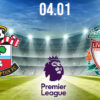 Southampton vs Liverpool Preview and Prediction: Premier League Match on 04.01.2021