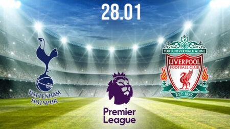 Tottenham vs Liverpool Preview and Prediction: Premier League Match on 28.01.2021