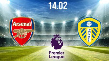 Arsenal vs Leeds Preview and Prediction: Premier League Match on 14.02.2021