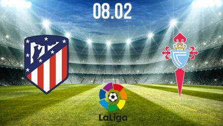 Atletico Madrid vs Celta Vigo Preview and Prediction: La Liga Match on 08.02.2021
