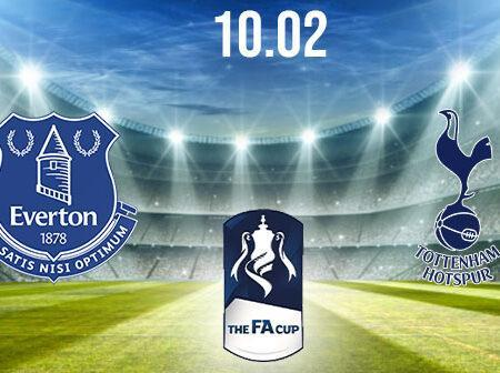 Everton vs Tottenham Preview and Prediction: FA Cup Match on 10.02.2021