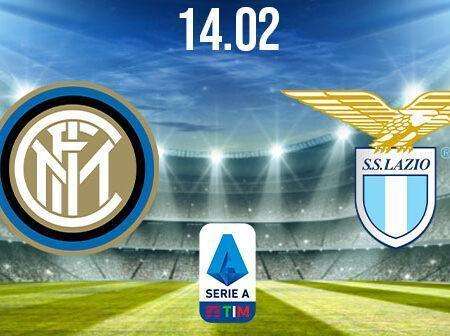 Inter Milan vs Lazio Preview and Prediction: Serie A Match on 14.02.2021