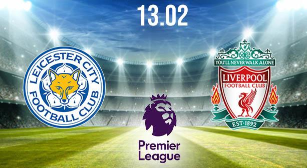 Leicester vs Liverpool Preview and Prediction: Premier League Match on 13.02.2021