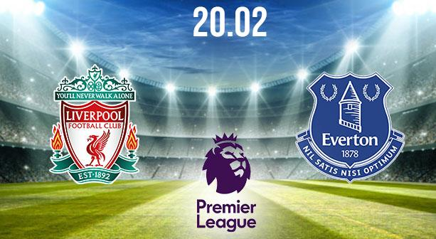 Liverpool vs Everton Preview and Prediction: Premier League Match on 20.02.2021