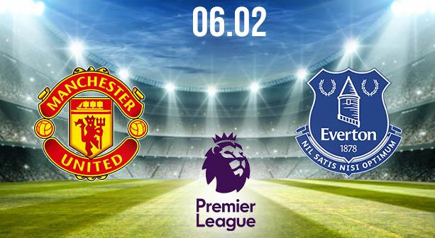 Manchester United vs Everton Preview and Prediction: Premier League Match on 06.02.2021