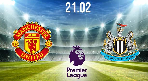 Manchester United vs Newcastle United Preview and Prediction: Premier League Match on 21.02.2021