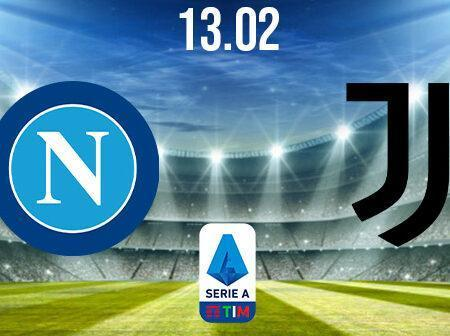 Napoli vs Juventus Preview and Prediction: Serie A Match on 13.02.2021