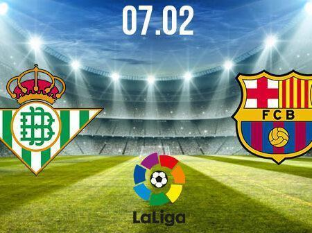 Real Betis vs Barcelona Preview and Prediction: La Liga Match on 07.02.2021