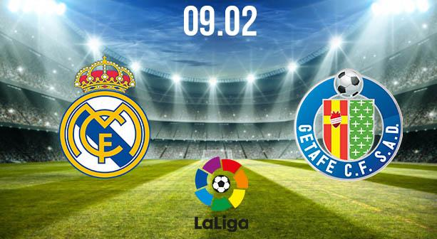 Real Madrid vs Getafe Preview and Prediction: La Liga Match on 09.02.2021