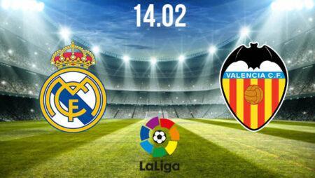 Real Madrid vs Valencia Preview and Prediction: La Liga Match on 14.02.2021