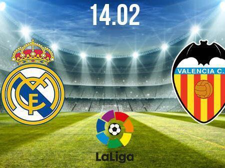 Real Madrid vs Valencia Preview and Prediction: La Liga Match on 14.02.2021