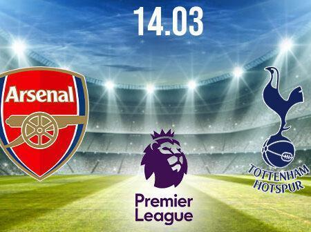 Arsenal vs Tottenham Hotspurs Preview and Prediction: Premier League Match on 14.03.2021