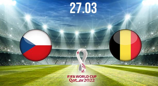 Czech Republic vs Belgium Preview and Prediction: World Cup Qualifier on 27.03.2021