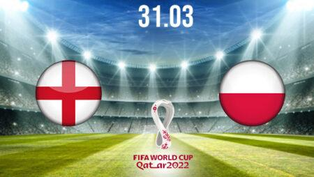 England vs Poland Preview and Prediction: World Cup Qualifier on 31.03.2021