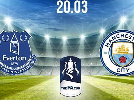 Everton vs Manchester City Preview and Prediction: FA Cup Match on 20.03.2021