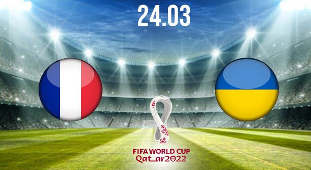 France vs Ukraine Preview and Prediction: World Cup Qualifier on 24.03.2021