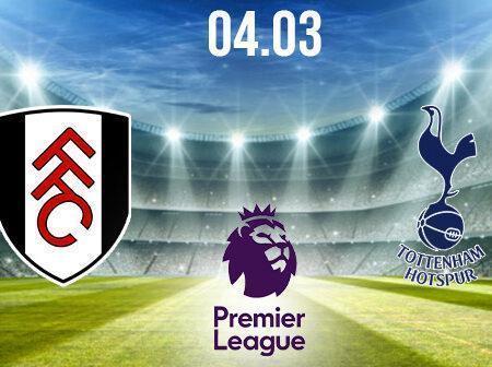 Fulham vs Tottenham Preview and Prediction: Premier League Match on 04.03.2021