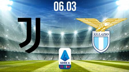 Juventus vs Lazio Preview and Prediction: Serie A Match on 06.03.2021