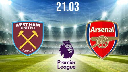 West Ham vs Arsenal Preview and Prediction: Premier League Match on 21.03.2021