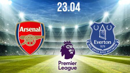 Arsenal vs Everton Preview and Prediction: Premier League Match on 23.04.2021