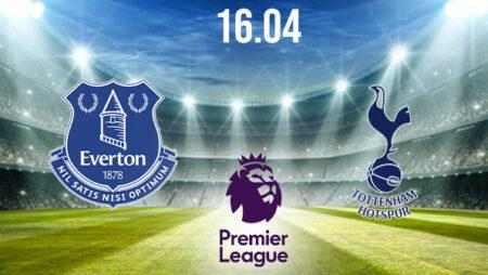 Everton vs Tottenham Preview and Prediction: Premier League Match on 16.04.2021