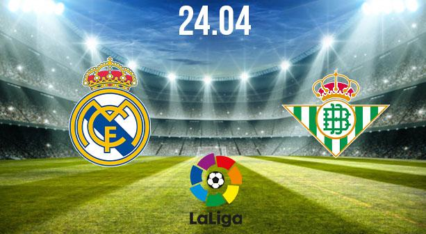 Real Madrid vs Real Betis Preview and Prediction: La Liga Match on 24.04.2021