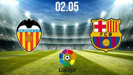Valencia vs Barcelona Preview and Prediction: La Liga Match on 02.05.2021