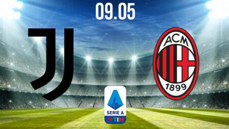 Juventus vs AC Milan Preview and Prediction: Serie A Match on 09.05.2021