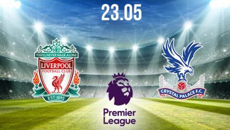 Liverpool vs Crystal Palace Preview and Prediction: Premier League Match on 23.05.2021
