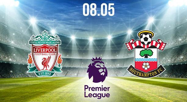 Liverpool vs Southampton Preview and Prediction: Premier League Match on 08.05.2021