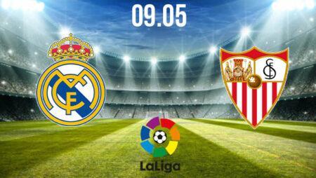 Real Madrid vs Sevilla Preview and Prediction: La Liga Match on 09.05.2021