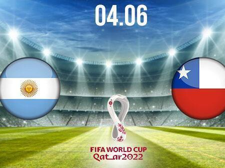 Argentina vs Chile Preview and Prediction: World Cup Qualifier on 04.06.2021