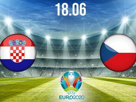 Croatia vs Czech Republic Preview and Prediction: EURO 2020 Match on 18.06.2021