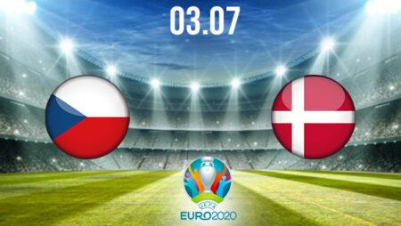 Czech Republic vs Denmark Preview and Prediction: EURO 2020 Match on 03.07.2021