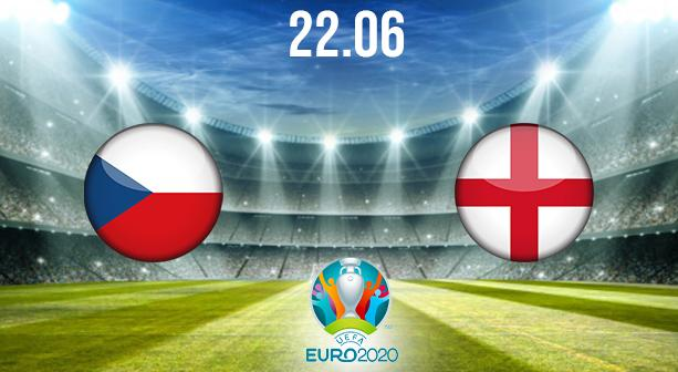 Czech Republic vs England Preview and Prediction: EURO 2020 Match on 22.06.2021