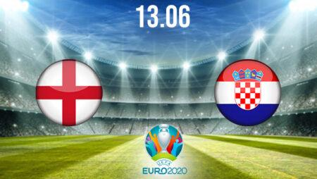 England vs Croatia Preview and Prediction: EURO 2020 Match on 13.06.2021
