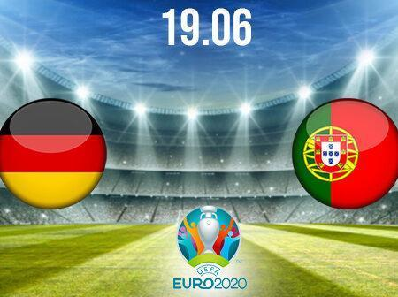 Germany vs Portugal Preview and Prediction: EURO 2020 Match on 19.06.2021