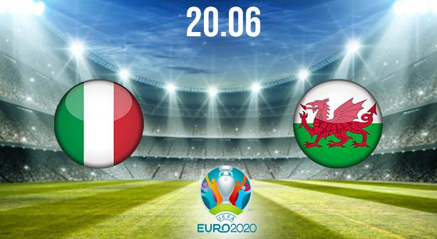 Italy vs Wales Preview and Prediction: EURO 2020 Match on 20.06.2021