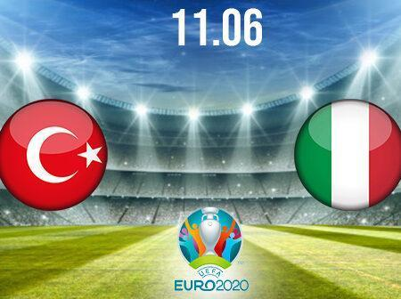 Turkey vs Italy Preview and Prediction: EURO 2020 Match on 11.06.2021