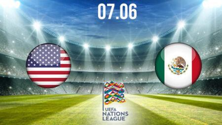 USA vs Mexico Preview and Prediction: Nations League Match on 07.06.2021