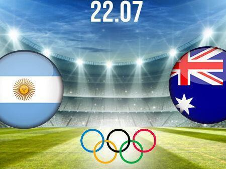 Argentina vs Australia Preview and Prediction: Olympic Games Match on 22.07.2021