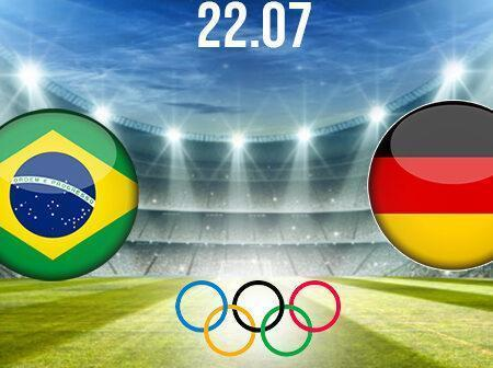 Brasil vs Germany Preview and Prediction: Olympic Games Match on 22.07.2021