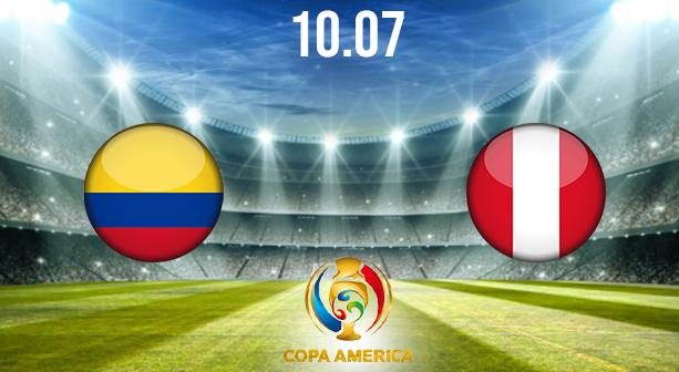 Colombia vs Peru Preview and Prediction: Copa America Match on 10.07.2021