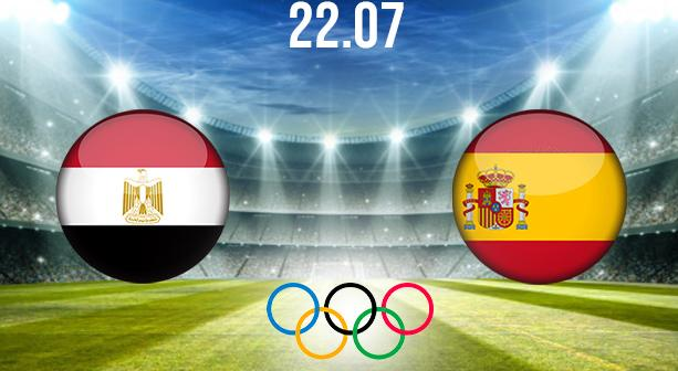 Egypt vs Spain Preview and Prediction: Olympic Games Match on 22.07.2021