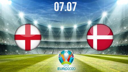 England vs Denmark Preview and Prediction: EURO 2020 Match on 07.07.2021