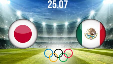Japan vs Mexico Preview and Prediction: Olympic Games Match on 25.07.2021